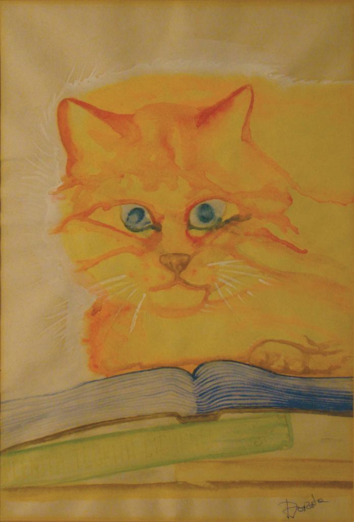 Žuta maca - dr Đorđe Radak